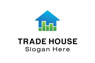 TRADE HOUSE LOGO DESIGN