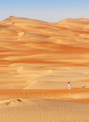 Dune Photography in the Empty Quarter