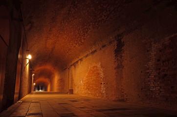 猿島の愛のトンネル