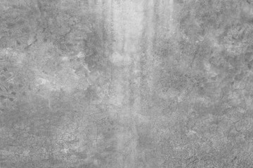 old and cracked grungy texture, grey concrete or cement wall with vintage style pattern for background and design art work.