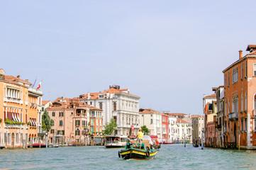 ベネチア 街並み