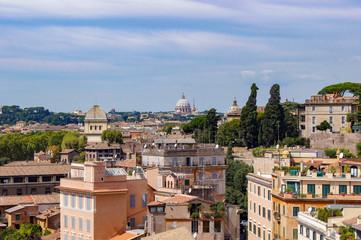 ローマ 街並み