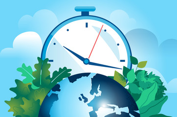 The time is almost over for the Planet
