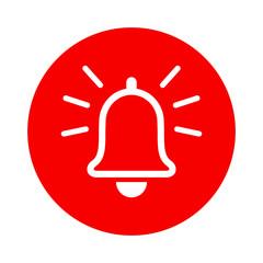 Obraz dzwon ikona - fototapety do salonu