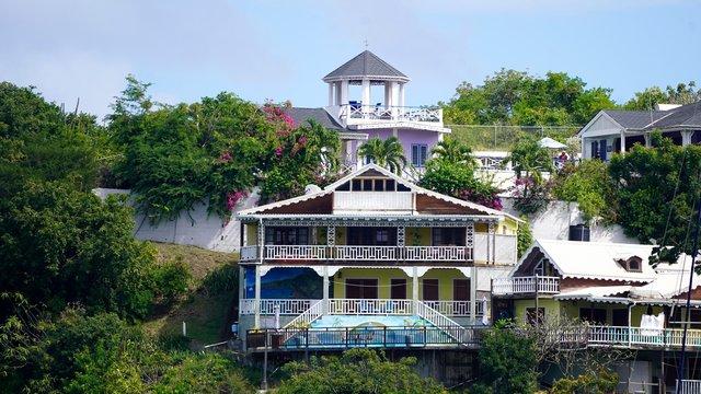 Bequia, îles des grenadines
