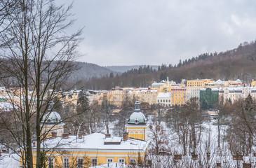 Skyline Marienbad Czech