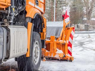 Winter service in Germany