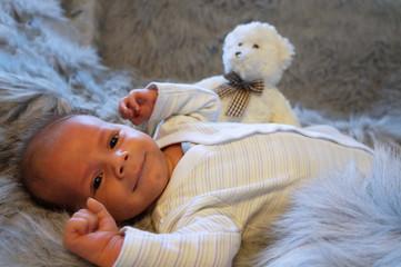 Obraz Dziecko - fototapety do salonu