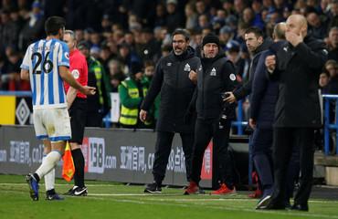 Premier League - Huddersfield Town v Burnley