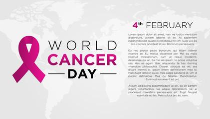 World Cancer Day Banner