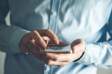 hand smart phone