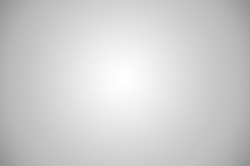 Gradient grey abstract background