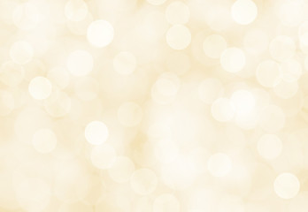 Wall Mural - bokeh Backgrounds color gold
