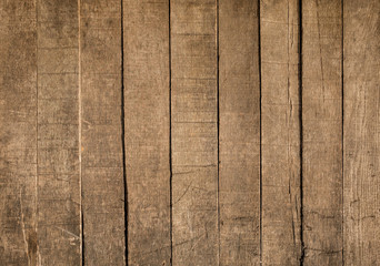 an old grunge wooden background