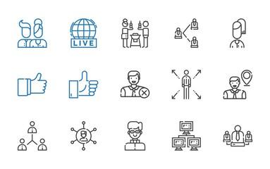 community icons set