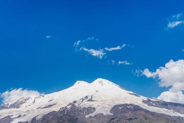 Elbrus, mountain in Caucasus