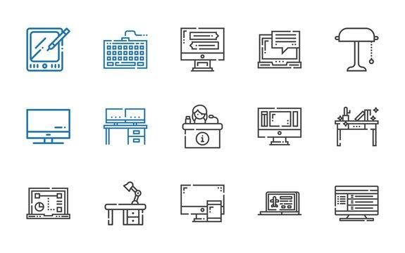 desktop icons set