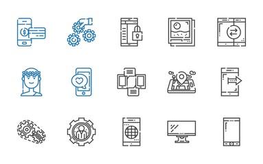 smart icons set