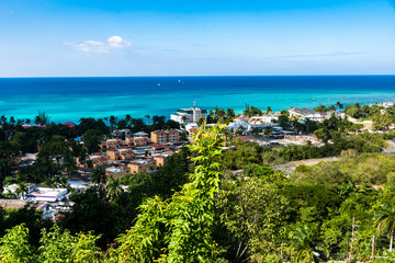 Foto auf AluDibond Karibik Jamaika Montego bay