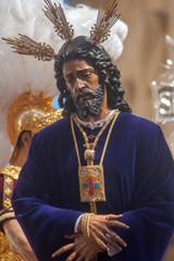 hermandad de Jesús cautivo de San Pablo, semana santa en Sevilla