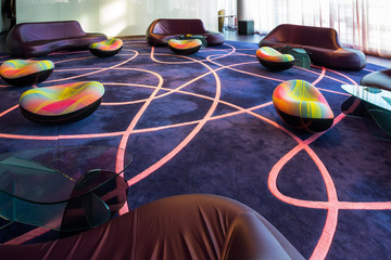 Moderne Lounge