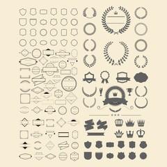 vintage logo collection