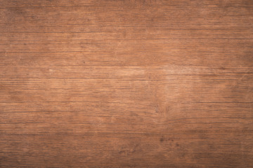 Old grunge dark textured wooden background,The surface of the old brown wood texture,top view brown wood paneling