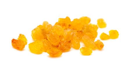 scattered sultana raisins