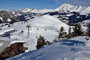Engelberg dans l'Oberland bernois, Suisse