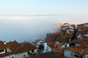 Tät dimma i dalen