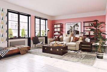 modern living room i