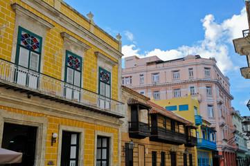 Calle Obispo, Havanna, Kuba