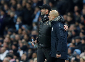 Premier League - Manchester City v Liverpool