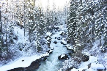 Benham Falls - Central Oregon