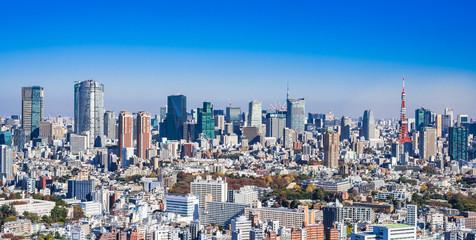 都市・都市風景イメージ 東京