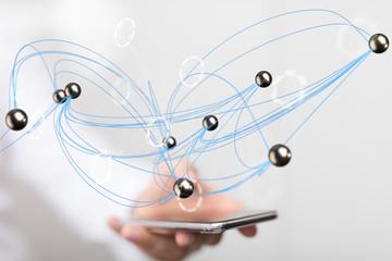 network interface 3d