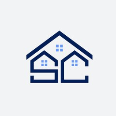 Letter SC Home
