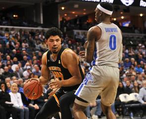 NCAA Basketball: Wichita State at Memphis