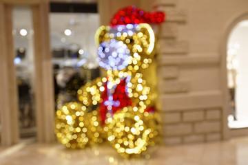 Teddybär - Weihnachtsdekoration
