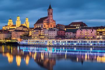 Altstadt von Passau, Deutschland