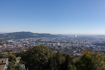 Panorama Of Linz