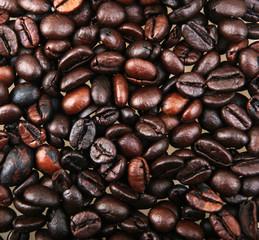 Wall Mural - Full Frame Shot Of Coffee Beans