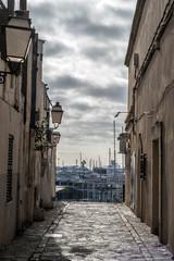 Altstadt und Hafen