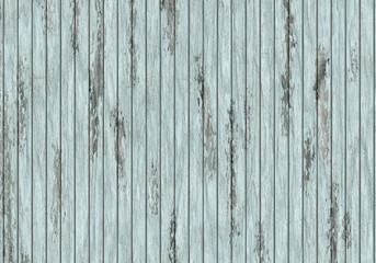 damage painted old wooden plank wall 3d illustration 35x25cm 300dpi