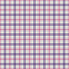Purple and pink plaid background