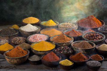 Cooking ingredient,spice and smoke