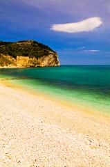 Coastline of Mattinata, Adriatic sea, Apulia, Italy