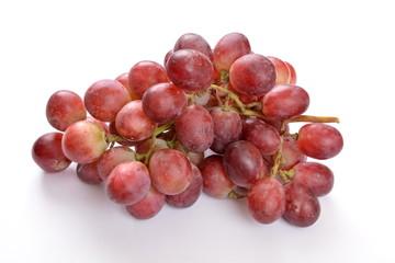 Obraz winogron czerwony - fototapety do salonu