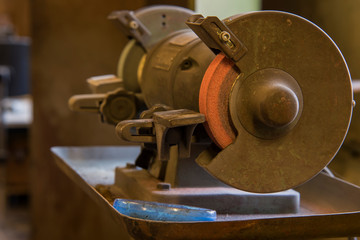 Schleifmaschine,