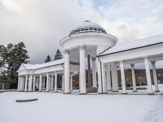 Colonnade in Marienbad